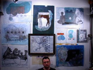 Studio Wall 5/7/11