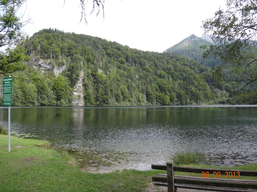 """Я повезу тебя в Рай"". Австрия -Бавария, сент. 2013г"