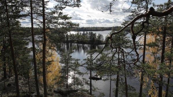 Rock and Lake_отдых, рыбалка и коттеджи в Финляндии