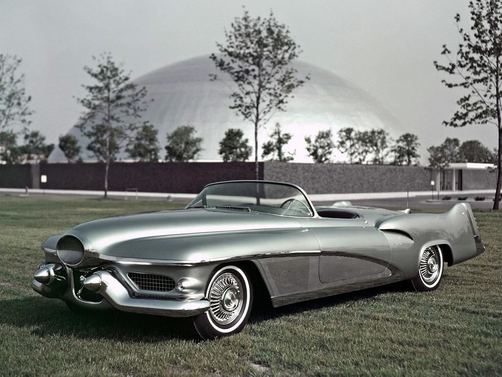 """GM LeSabre Concept Car """"1951"""