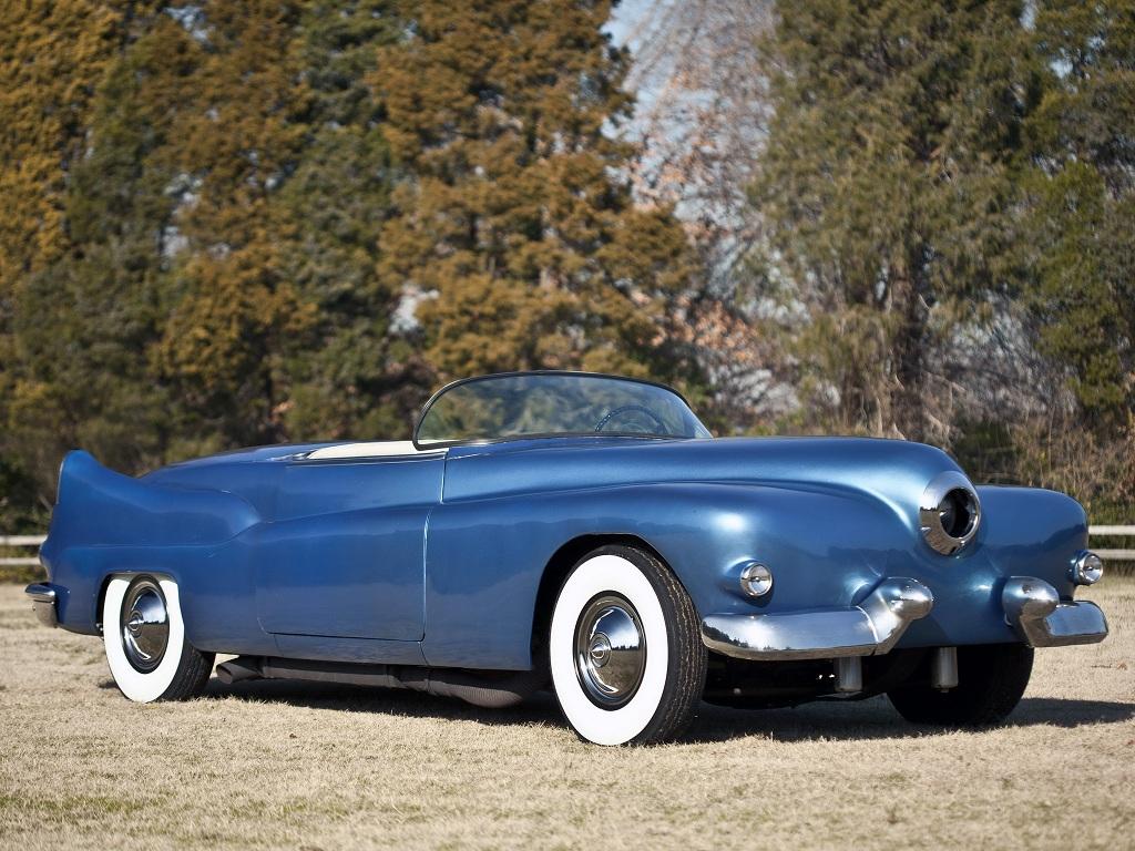 Cramer Comet Roadster '1954