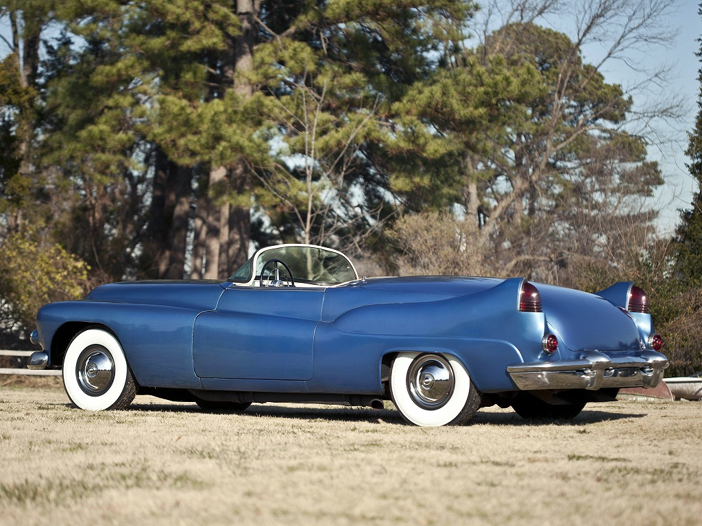 "Cramer Comet Roadster ""1954"