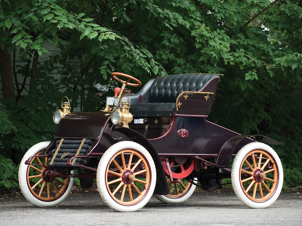 """Cadillac Model A Runabout """"1903–04"""