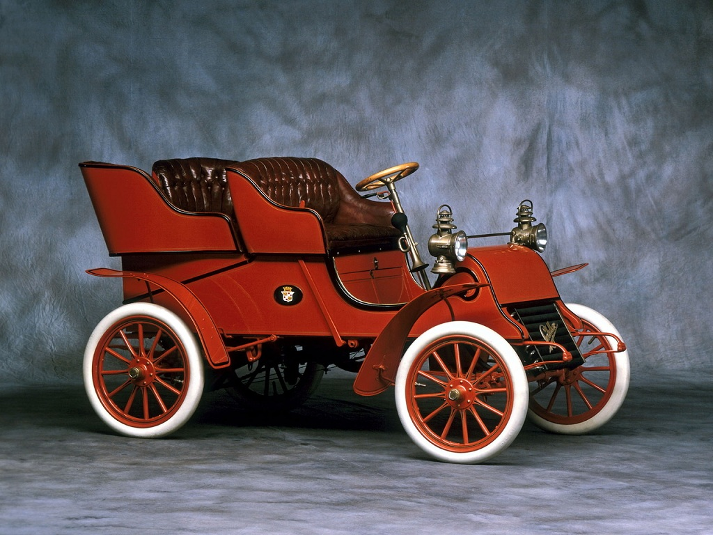 "Cadillac Model A Tonneau ""1903–04"