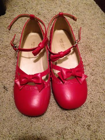 Bodyline Heels (Red) 01