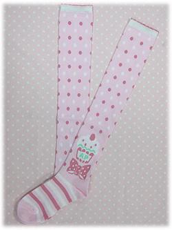 AP Whipped Magic Socks in Pink