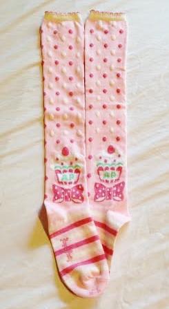 Whipped Magic Socks (Pink)