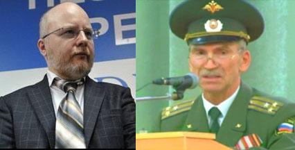 Константин Крылов, полковник Леонид Хабаров