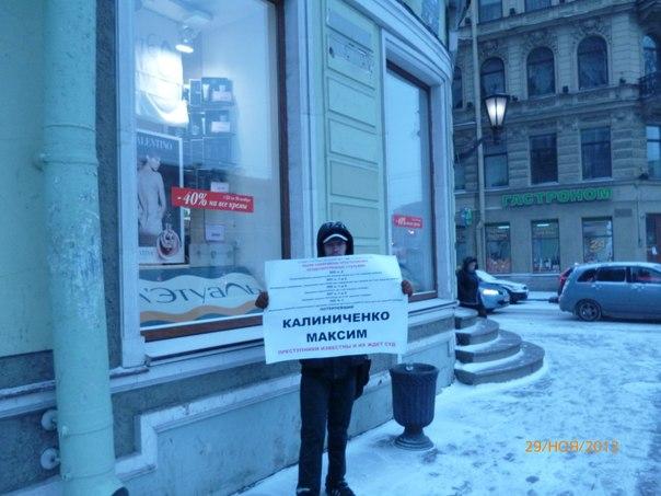 Калиниченко пикеты 1