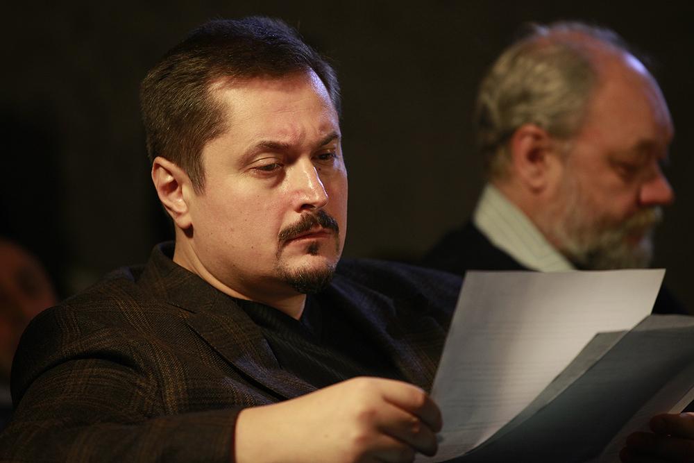 Владимир Тор в КС оппозиции