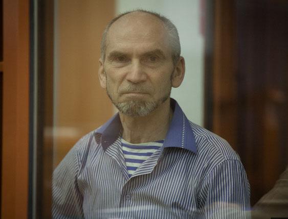 Хабаров в суде 1