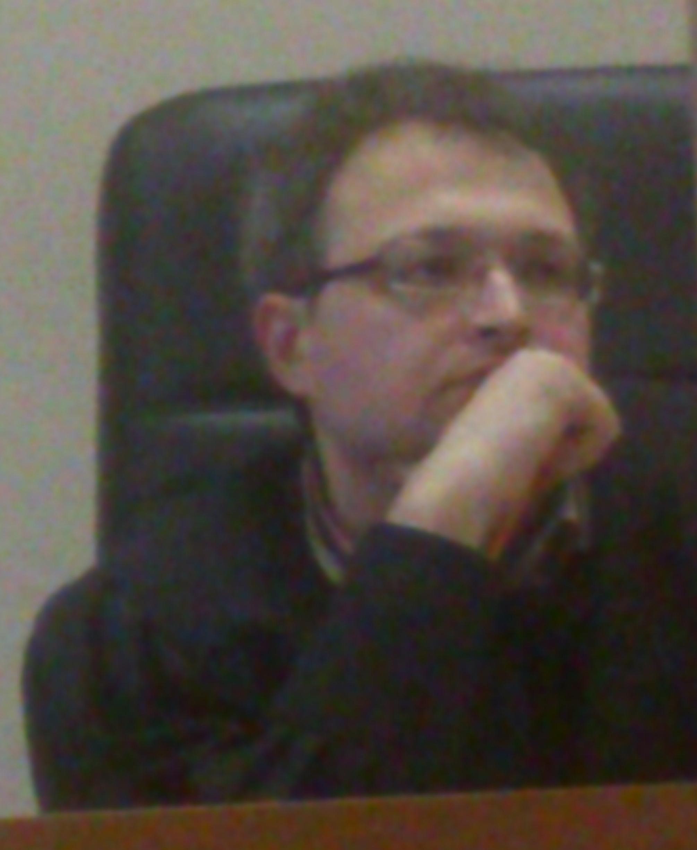 Судья Назаренко Алексей Павлович