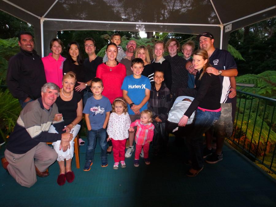 Abson family January 2014