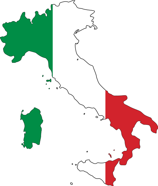 italian-flag-map