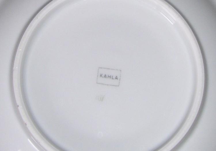 Kahla клеймо по годам монетка ru