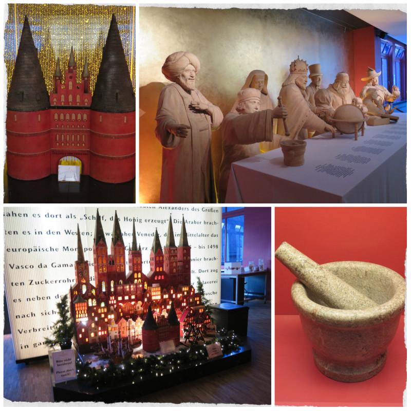 Музей марципана в Любеке. Что можно увидеть в музее со съедобными экспонатами?