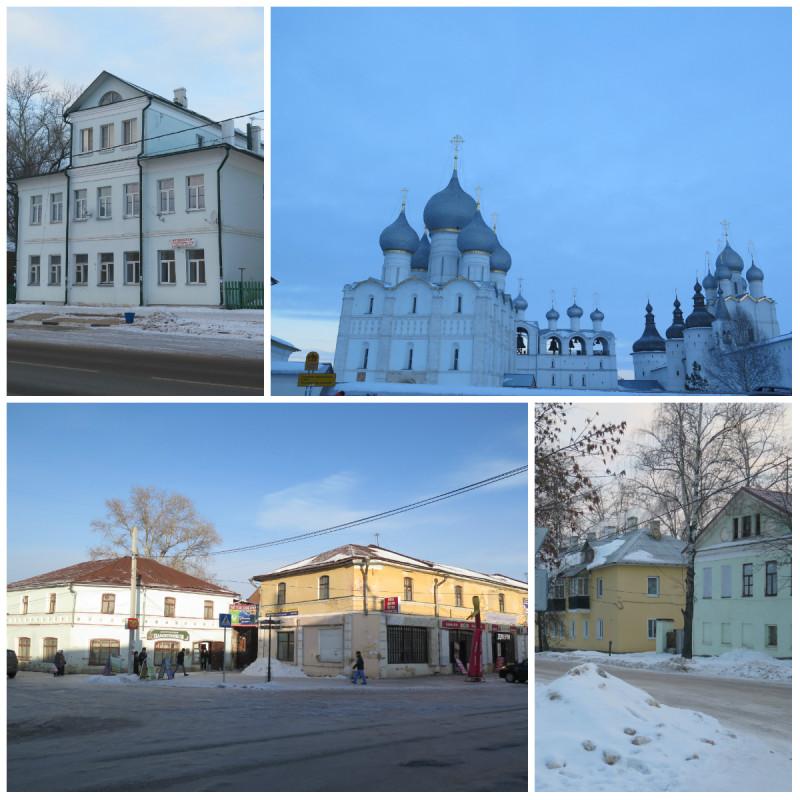 Духовный центр России- Ростов Великий