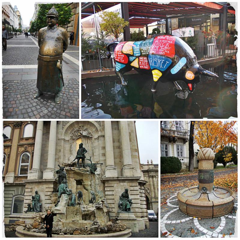 Будапешт — город оригинальных памятников