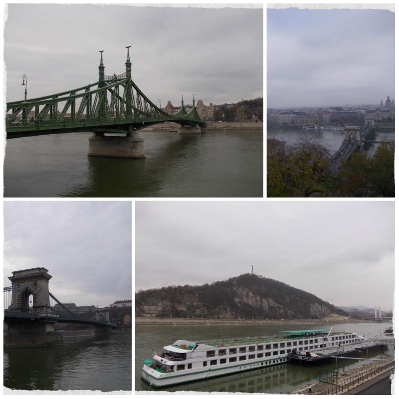 Главная достопримечательность Будапешта — Дунай и его мосты