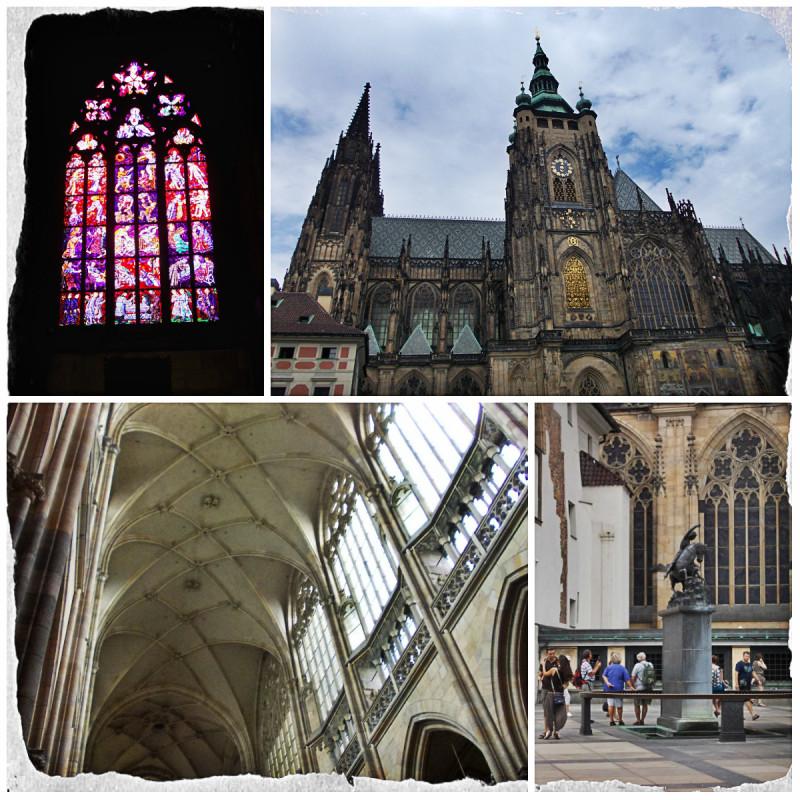 Шесть веков строительства готики в Праге