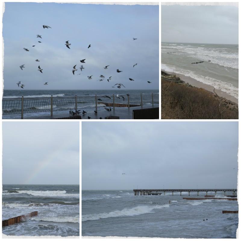 Любимое, родное,  Балтийское море в Зеленоградске
