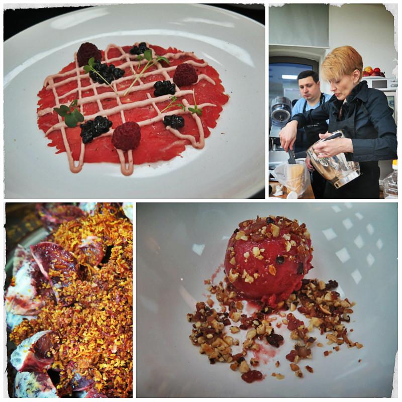 """""""Современная кухня Италии. Север и Юг"""" от Ольги Деффи с жемчужинами и пармезаном. Часть первая)"""