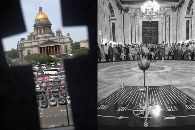 Выбор между музеем и храмом - экзистенциальный. Сущностный. По сути, мы выбираем приоритеты