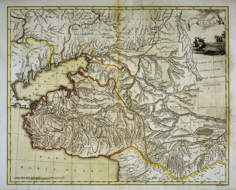 Карты Крыма с иной географической сеткой: rodrigo_cortes: http://rodrigo-cortes.livejournal.com/111606.html