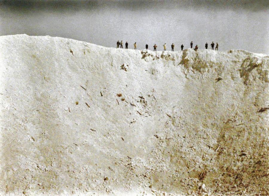 19 мин в Западной Фландрии 7 июня 1917 года