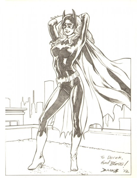 Batgirl by Darryl Banks