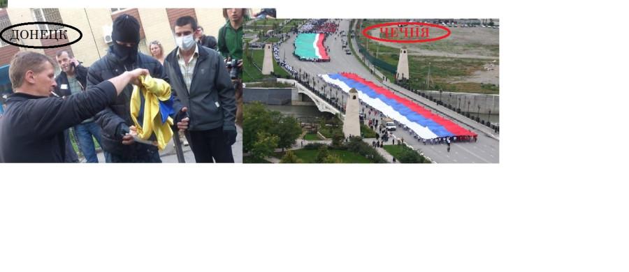 Чечня-Донецк
