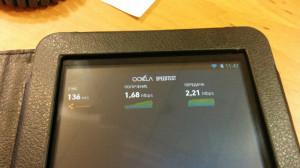 Digma - скорость по WiFi от Смарт 1