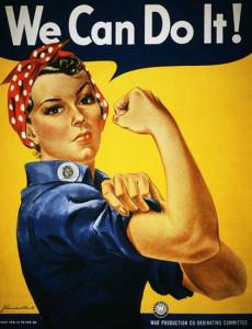 сильная женщина 1