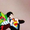 One of my first 'Paul form Yellow Submarine' icons.