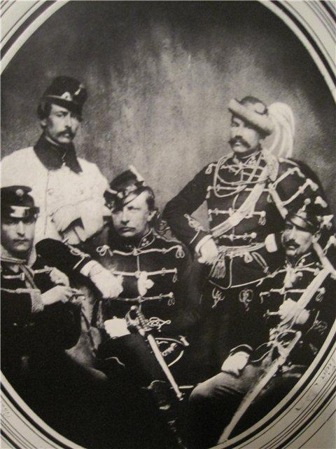 арадерський добровільний гусарський дивізіон