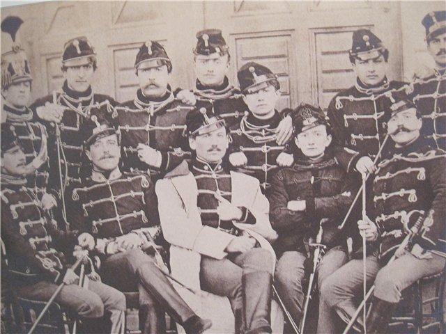 7 гусарський полк 1858