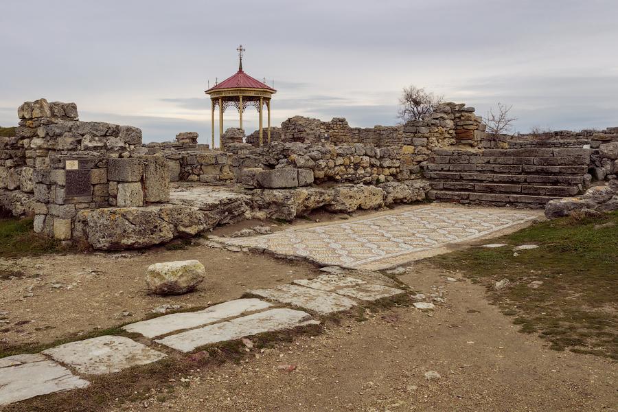 Уваровская базилика