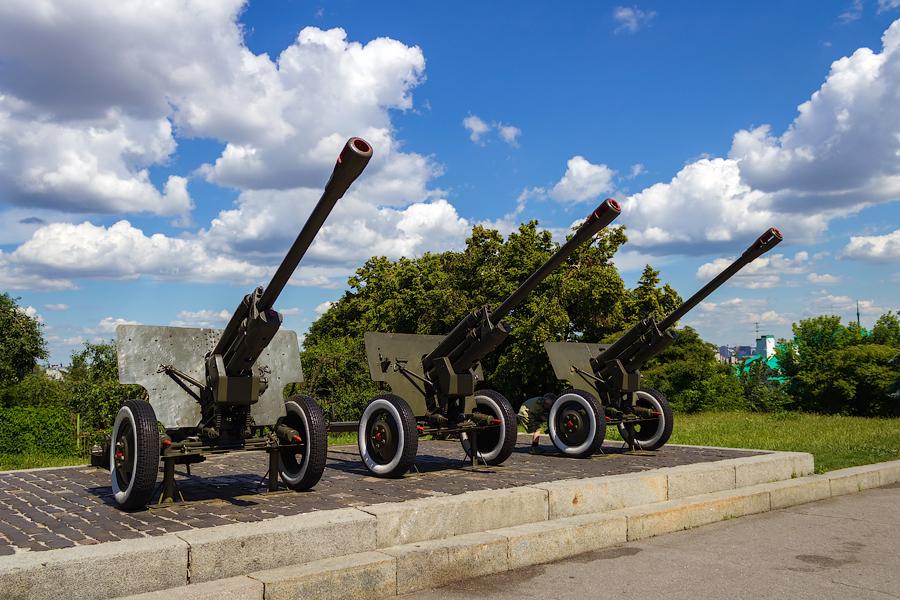 Национальный музей истории Великой Отечественной Войны