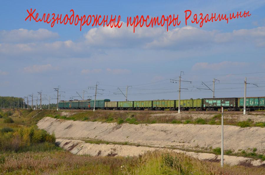 на станцию Рязань-1.