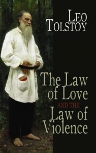 Закон насилия и закон любви.