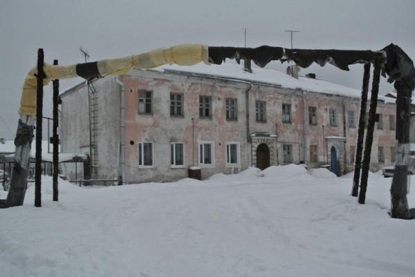 002. бывшая финская тюрьма