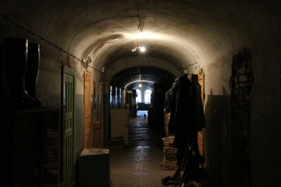 002 коридор Зимней гостиницы