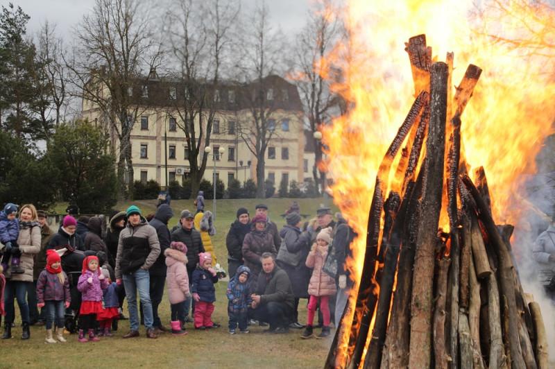 Užgavėnių šventė Panevėžyje, 2020