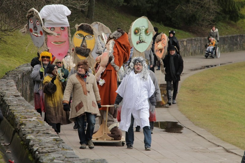 Праздничная процессия