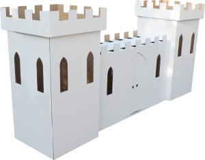 cardboard-large-castle-white-free-p-p-to-uk-mainland-1719-p
