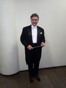 Roman Moiseyev in Crocus City Hall