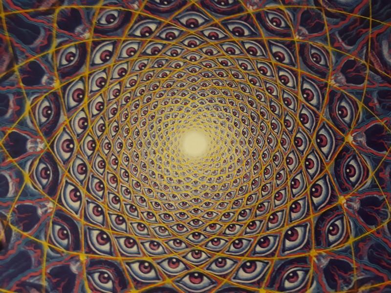 Алекс Грей. Коллективное видение, 1995