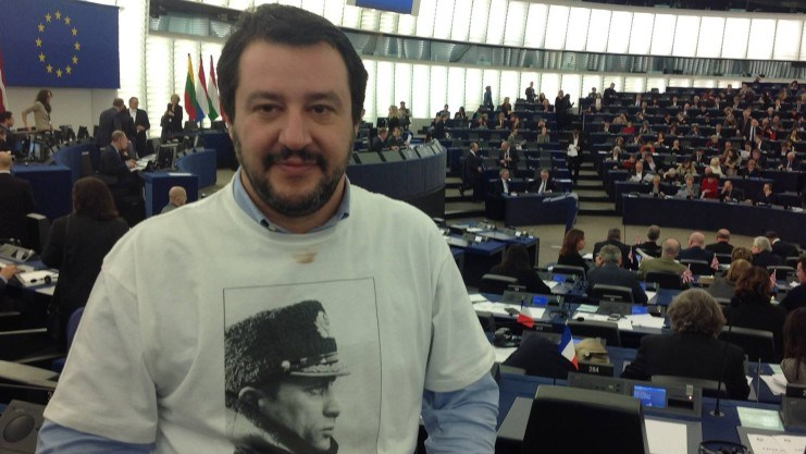Маттео Сальвини/ Фото: europeanpost.co