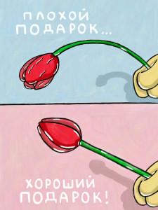 Хороший подарок - Роман Пионеров.jpg