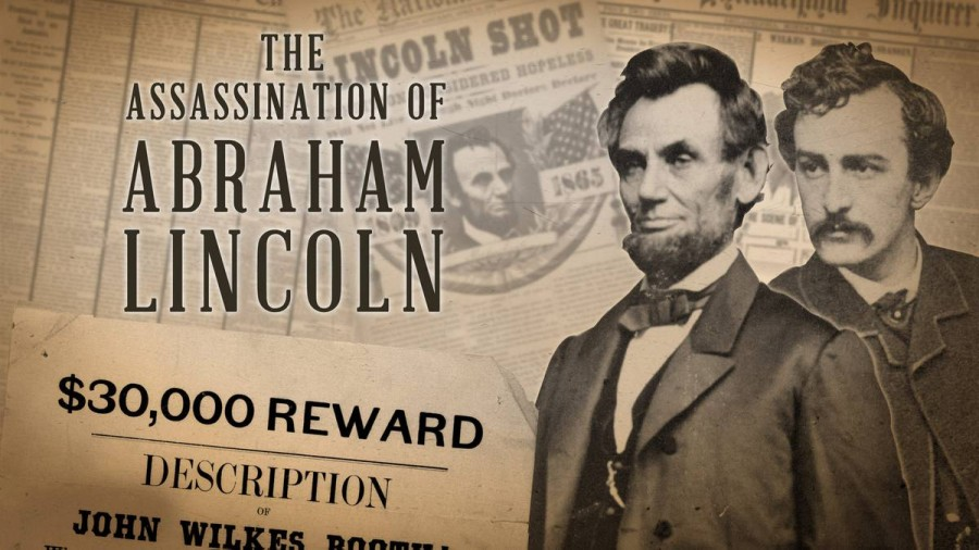 a history on the end of the civil war and abraham lincolns assassination